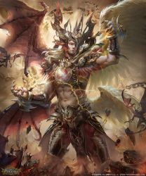 Angel Bane by yuchenghong
