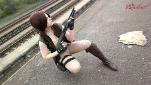 Helena Harper RE6 China cosplay IX by Rejiclad