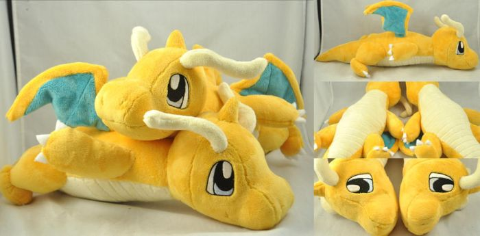 Dragonite Duo! -for sale- by Lexiipantz