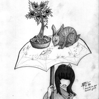 About Monsters of Parasol by AmarokOnline