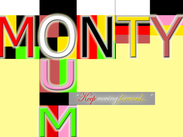 Monty tribute by nmr808