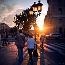 Evening in Paris by WouterPera