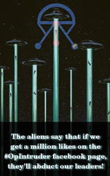The Aliens Say.... by OperationIntruder