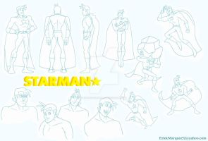 StarMan Character Sheet by TheInsaneDingo