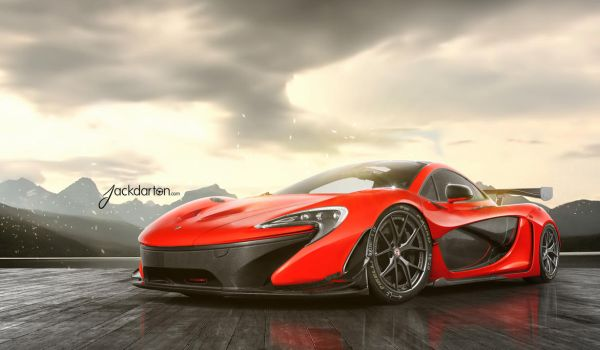 Another P1, front view! by jackdarton