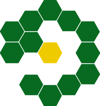 Boards of Canada Hexagons by blmn564