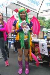 DRAGON KID AT GTMACCON PRE-EVENT 2013 by lady-storykeeper