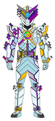 Kamen Rider Link: Superior Form by DarkTidalWave