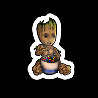 Marvel - Baby Groot by sketchygerry