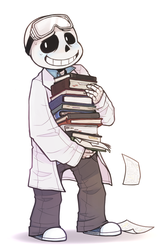 Science Sans by Reauki