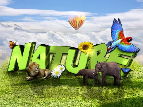 Nature by sc0rpi012