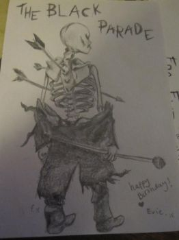 Welcome to the Black Parade by happy-wolf-pie