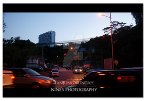 Evening In Tanjung Bungah by carnine9