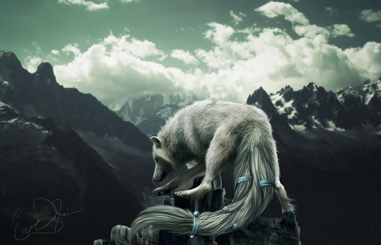 Guardian of Winter by ARGENTICIDE