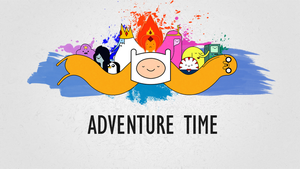 Adventure Time Wallpaper by AdvenimeTime