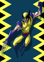 Wolverine Classic by Mercvtio