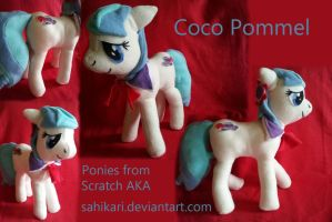 Coco Pommel collage by SAHikari