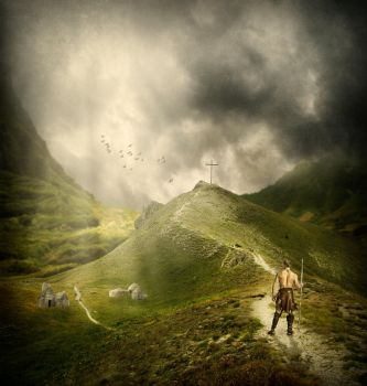 The Wanderer by crilleb50