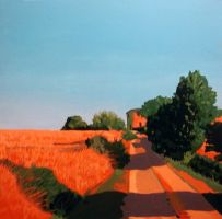 country road 2 by classina