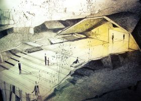 sketch for archi project3 by irinax