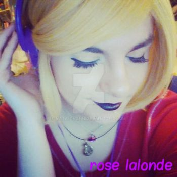 quick  Rose Lalonde cosplay (?) by Nata-Chann
