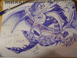 Come Forth Slifer the Sky DRAGON! by Manga-Dreamer