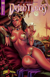 Dejah Thoris 0 by Elias-Chatzoudis