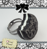 Oh my oreo ring by ohmymarie