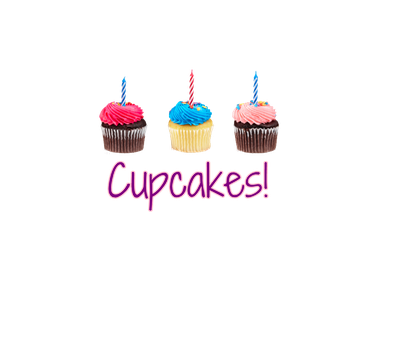 PNG text-Cupcakes by iLoveCelebrities31