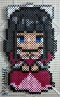 Aya Doll by PerlerPixie