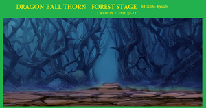 Thorn Forest Stage by RBM-Kyuubi