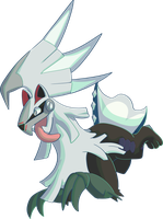 Silvally by DoctorNuclear