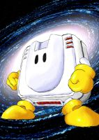 Star Parodier - PC Engine by sunteam
