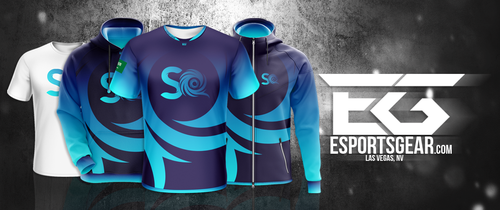 Squall [Esport Apparel Design] by SoberDreams