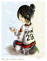 Number 29 - Marc-Andre Fleury by jneb