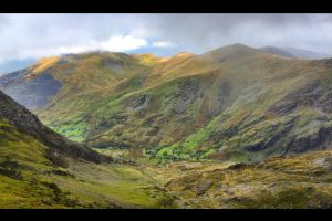 Mount Snowdon, Wales by imad95