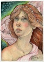 Aphrodite by WhimsicalMoon