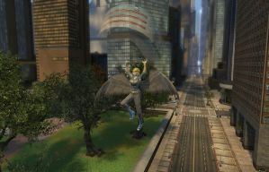 Derpy Hooves in DC Universe Online by Shritistrang