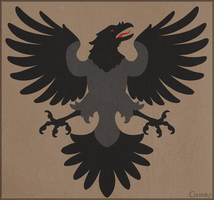 Hunter Crow by Coldevey