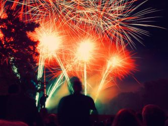 Fire Works by AnthonyRB1