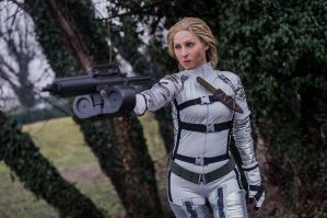 The Boss Cosplay - MGS3 Snake Eater by LadyDaniela89