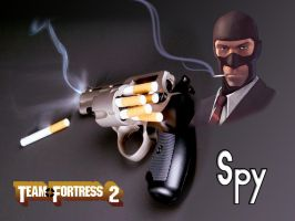 Spy by UFO-etc