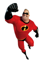 The Incredibles 2 Mr. Incredible PNG by Metropolis-Hero1125