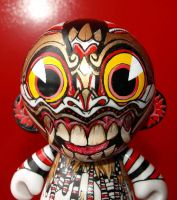 Rangda Munny Preview by mostlymade