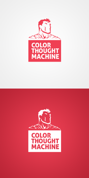 Logo @ Color Thought Machine by playaone