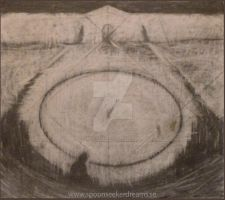 Alchemical stone circle by SpoonSeeker