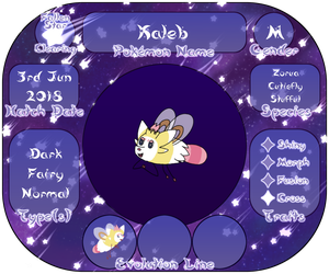 .:PKMNation:. Kaleb reference [Level: 11] by Midnight-Essence