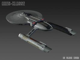 STAR TREK - ARES-CLASS - READY 03 by ulimann644