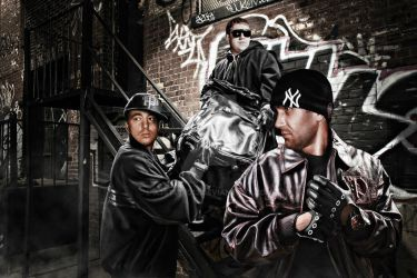gangsters by a3studio13