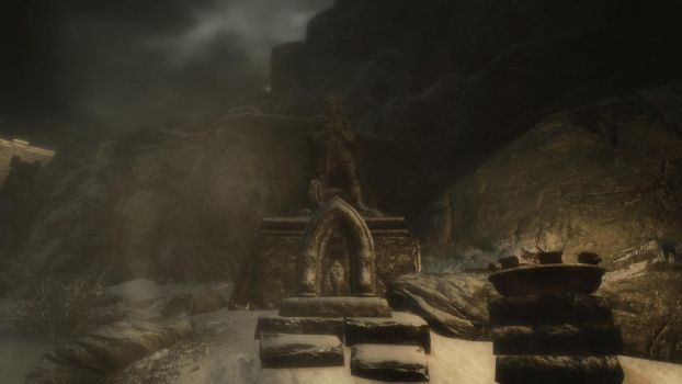 Shrine of Talos by paladinofthelantern